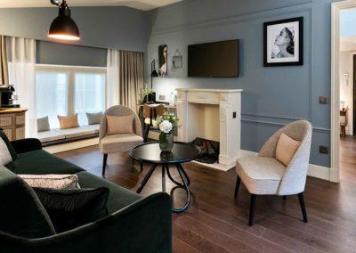 Hôtel Royal Madeleine - Salon Suite Coco lili