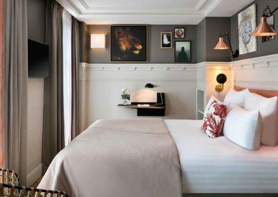HOTEL ROYAL MADELEINE - Chambre Classique terrasse