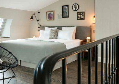 HOTEL ROYAL MADELEINE - Chambre Duplex (2)