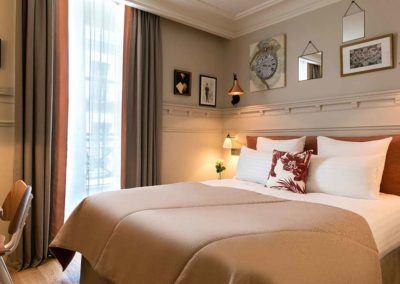HOTEL ROYAL MADELEINE - Chambre Single (2)