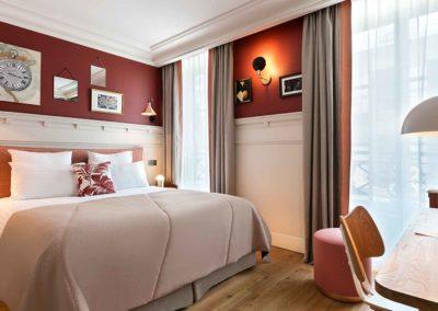 HOTEL ROYAL MADELEINE - Chambre Supérieure (3)
