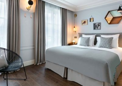 HOTEL ROYAL MADELEINE - Chambre Supérieure (4)