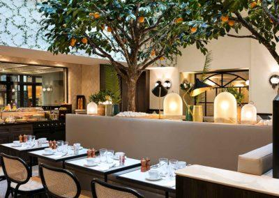 HOTEL ROYAL MADELEINE - Jardin d'hiver (2)