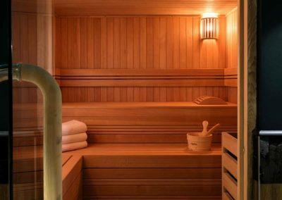 HOTEL ROYAL MADELEINE - Sauna