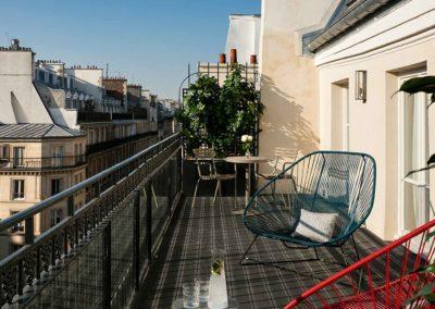 HOTEL ROYAL MADELEINE - Terrasse Deluxe