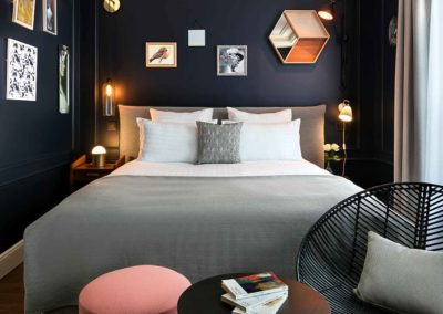 Hotel Royal Madeleine - Slider Chambres