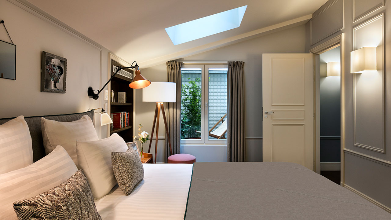 Hotel Royal Madeleine - Suite Cocolili - Chambre (2)