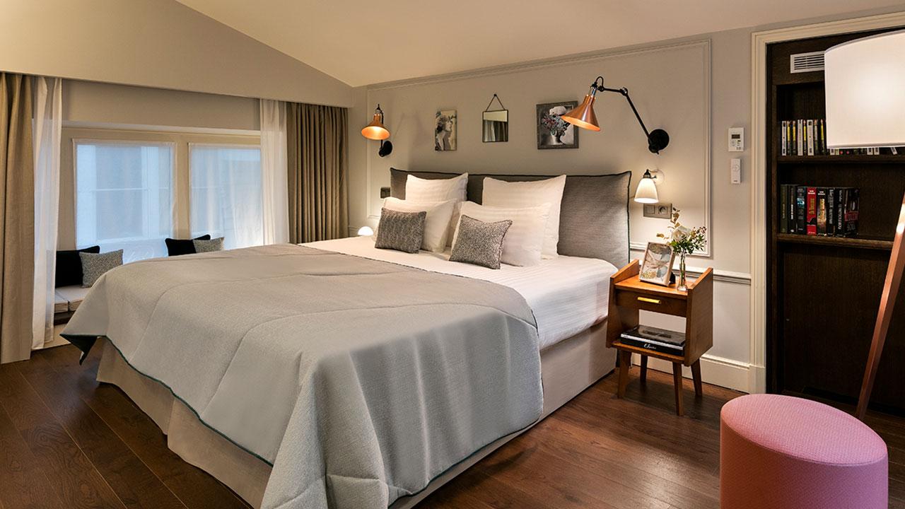 Hotel Royal Madeleine - Chambre Suite Coco lili