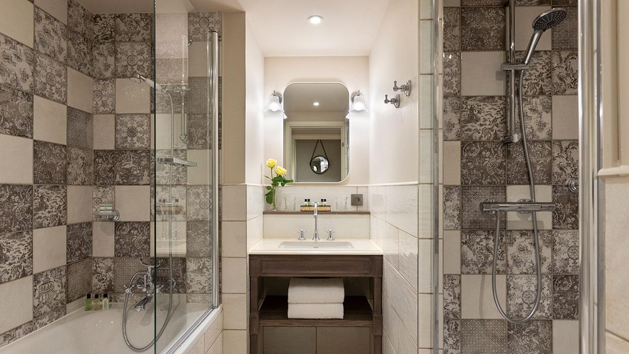 Hotel Royal Madeleine - Salle de bain Suite Coco lili