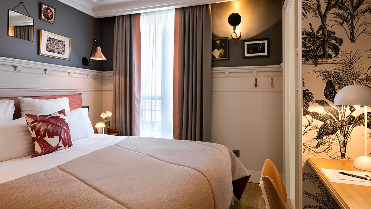 HOTEL ROYAL MADELEINE - Chambre Classique