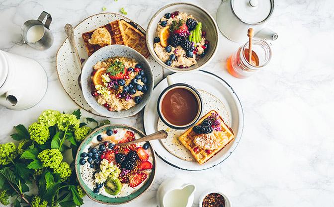 hotel royal madeleine petit dejeuner
