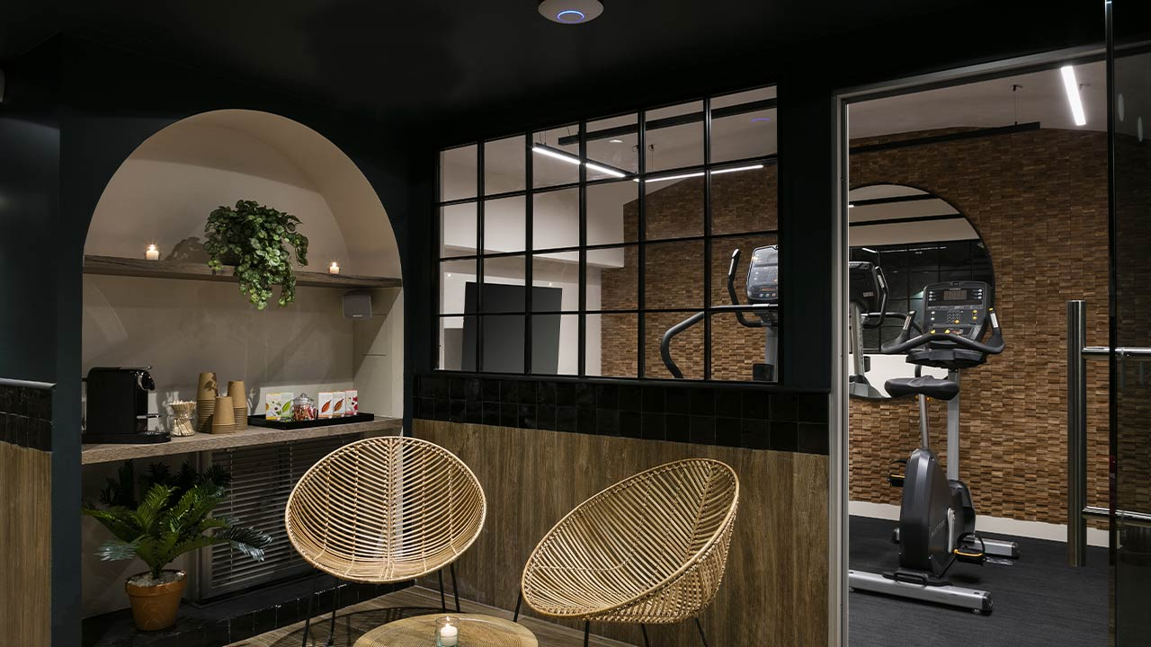 HOTEL ROYAL MADELEINE - Espace Tisanerie