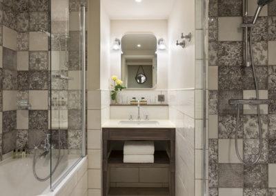Hôtel Royal Madeleine - Salle de bain Suite Coco Lili