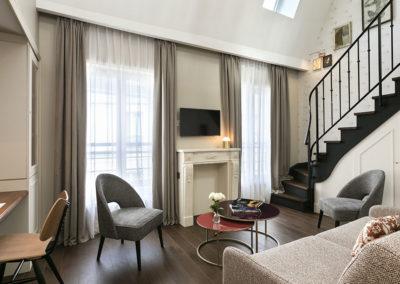 Hôtel Royal Madeleine - Chambre Duplex